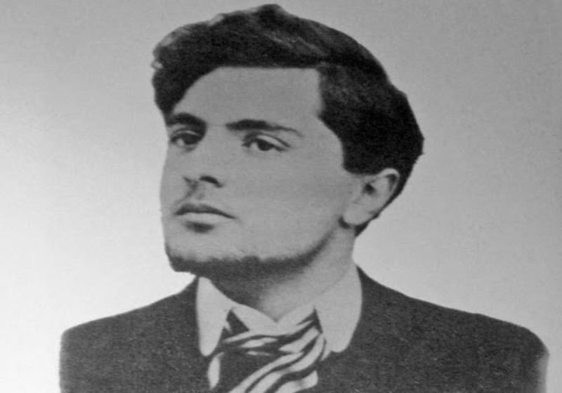 Chân dung danh họa Amedeo Modigliani.