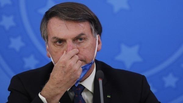 Tổng thống Bolsonaro.