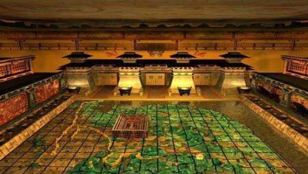 Hàng ngàn năm qua, Lăng mộ Tần Thủy Hoàng ngày đêm vẫn phát sáng.