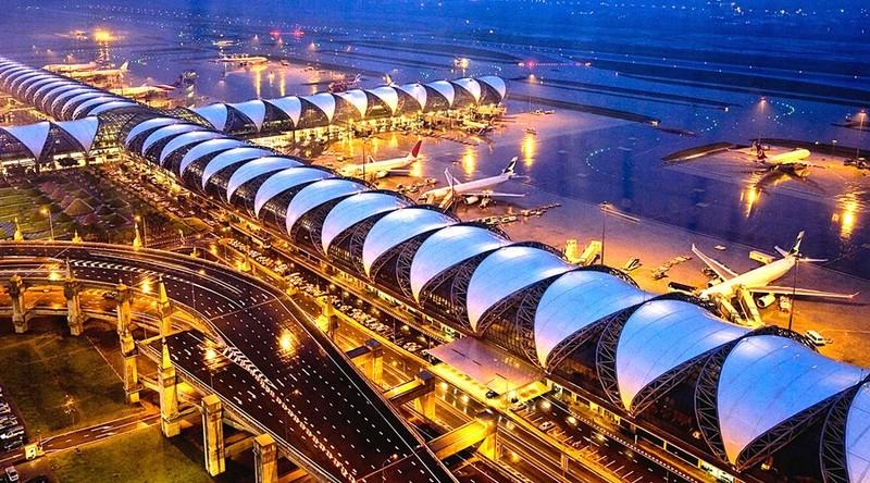 Đã từ lâu, sân bay quốc tế  sân bay Suvarnabhumi - Thái Lan.luôn gắn với lời đồn ma ám.