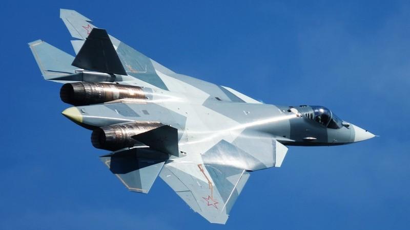 """Hé lộ dàn vũ khí """"khủng"""" trên máy bay """"tối tân nhất thế giới"""" Su-57"""