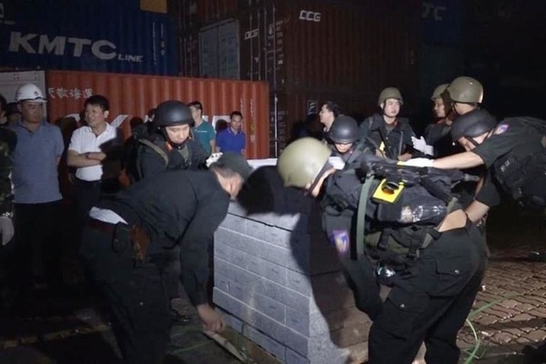 Thu giữ hàng tạ ma túy trong đường dây do cựu cảnh sát Hàn Quốc cầm đầu