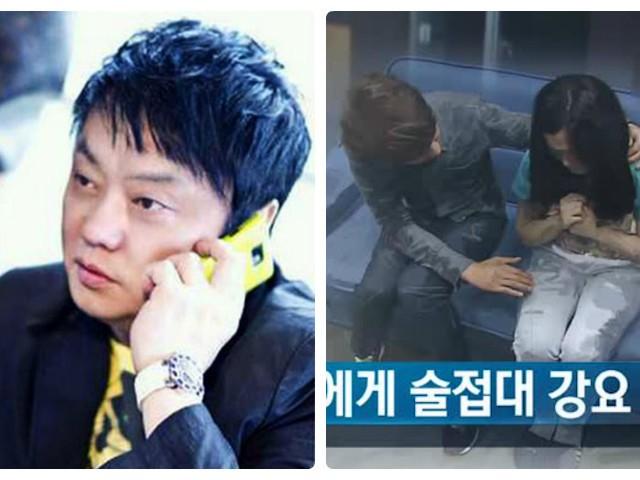 Giám đốc Jang Seok Woo bị bắt giữ sau khi bị tố cáo lạm dụng tình dục.