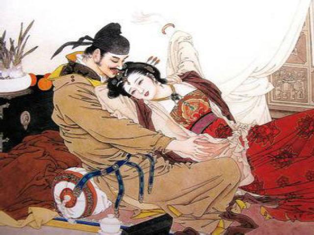 Mộ Dung Hi - hoàng đế bạo tàn nhưng si tình nhất Trung Hoa cổ đại.