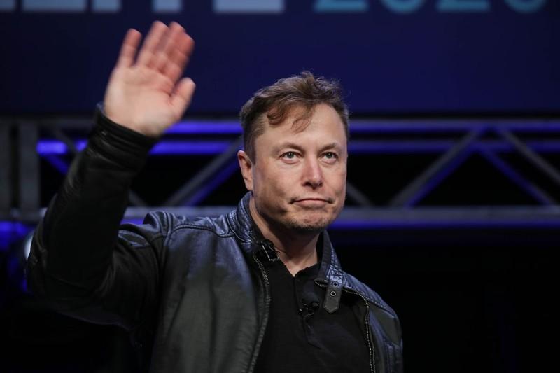 Ông chủ Elon Musk.