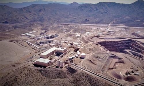 Khai thác đất hiếm ở mỏ Mountain Pass (bang California, Mỹ).