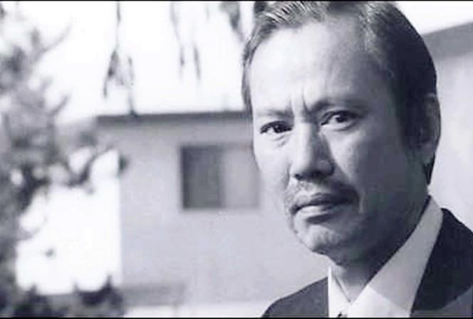 Cố nhạc sĩ Phạm Đình Chương.