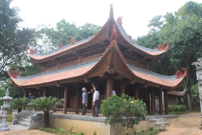 Đền thờ Lê Lai ở làng Tép, Kiên Thọ, huyện Ngọc Lặc (tỉnh Thanh Hóa).