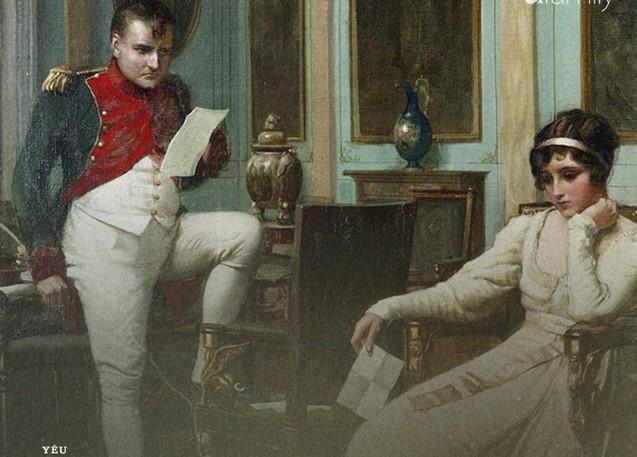 Napoleon và Josephine.