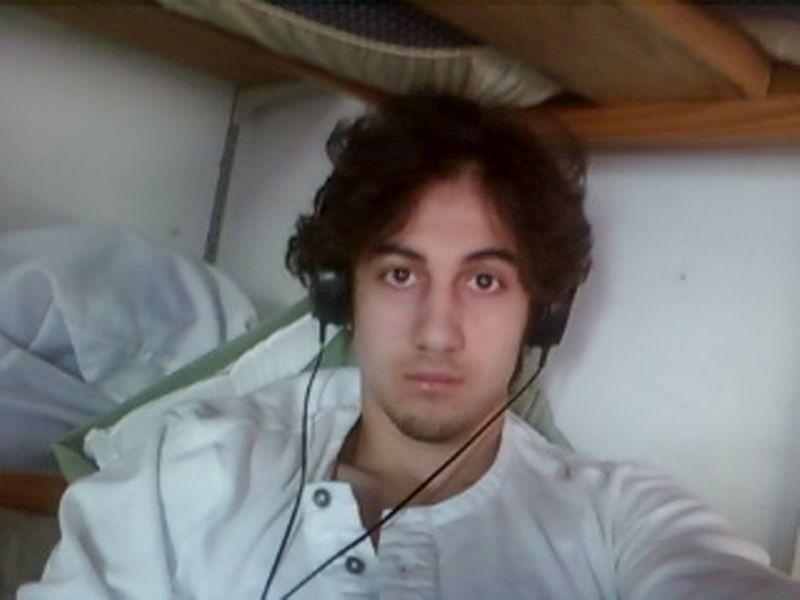 Tên Dzhokhar Tsarnaev - thủ phạm vụ đánh bom tại Boston.