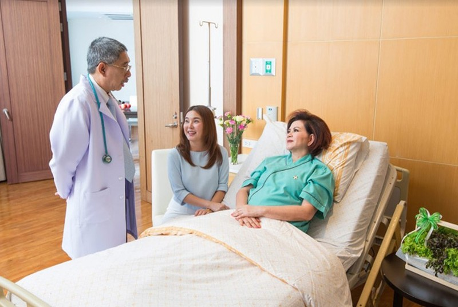 Du lịch y tế đang là ngành hot của Thái Lan.