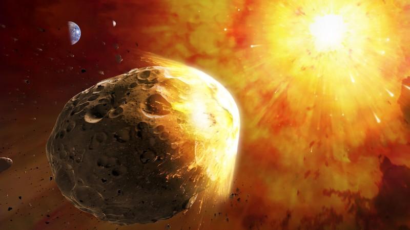 Tiểu hành tinh bằng vàng trị giá 700 tỷ tỷ đô la được Cơ quan Hàng không vũ trụ Mỹ (NASA) phát hiện.