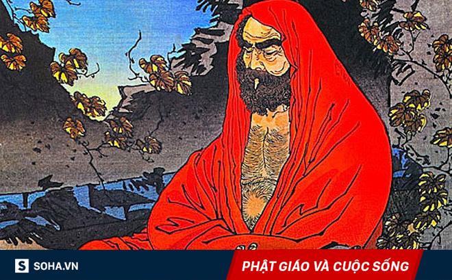 Tôn giả Bồ Đề Đạt Ma – Vị Tổ sư Thiền tông đời thứ hai mươi tám