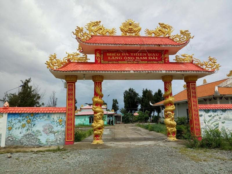 Tục thờ Cá Ông - nét văn hóa tín ngưỡng đặc sắc của ngư dân phương Nam