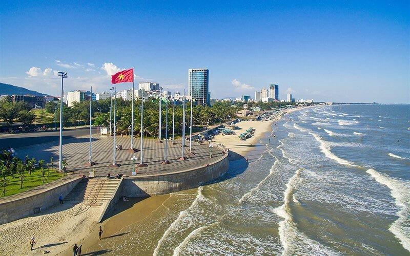 Phố biển Vũng Tàu hướng tới trở thành địa điểm du lịch có tầm khu vực và quốc tế.