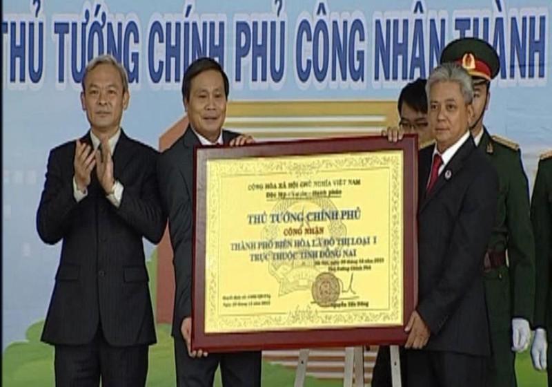 Đảng bộ Thành phố Biên Hòa: Hoàn thành chặng đường nâng tầm đô thị