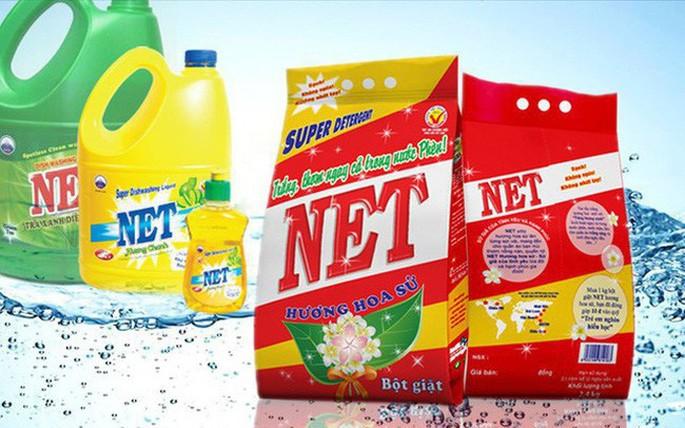 Bột giặt NET - thương hiệu Việt tồn tại từ thế kỉ trước đến nay vẫn sung sức