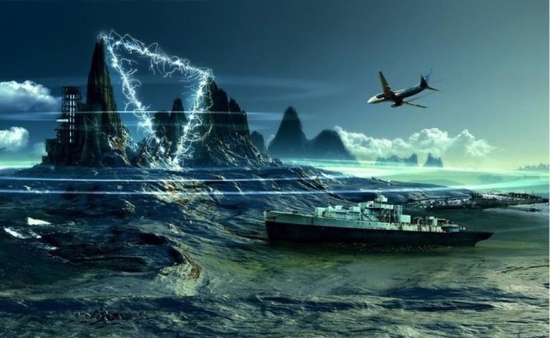 Tam giác quỷ Bermuda trở thành nỗi ám ảnh xuyên thế kỷ.