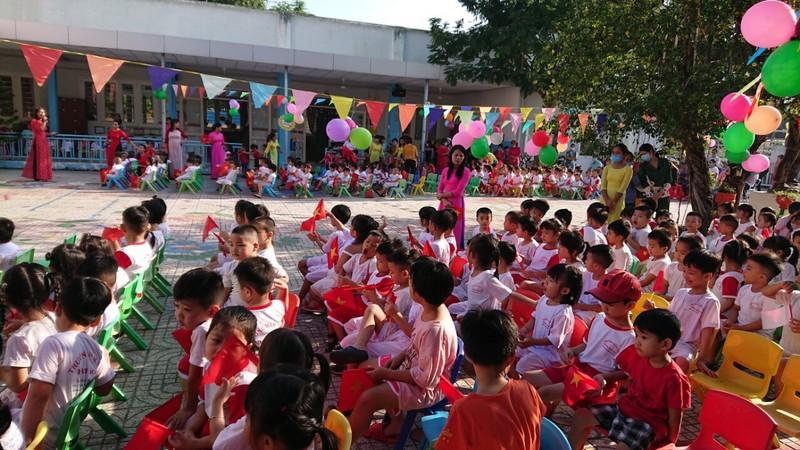 Trường mầm non Kim Đồng (Bình Dương): Nơi chắp cánh ước mơ cho bé