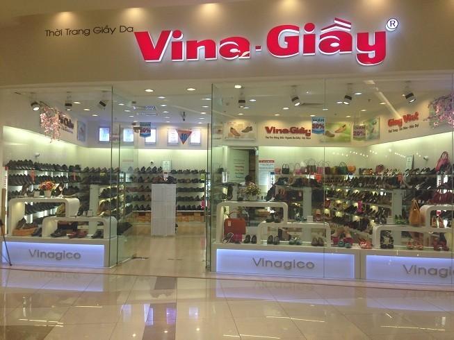 Vina-Giầy miệt mài 30 năm để khẳng định thương hiệu Việt