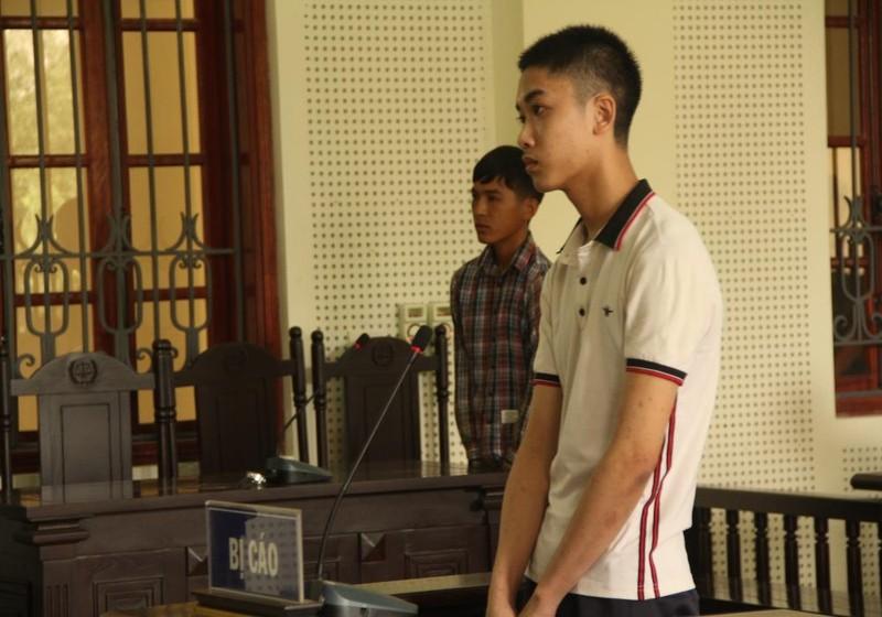 Bị cáo Nguyễn Xuân Ngọc.