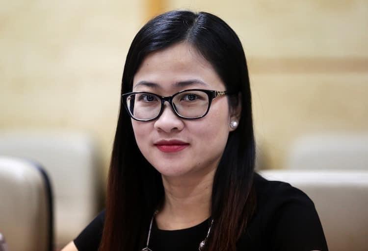 Bà Trần Thị Trang - Phó Vụ trưởng Vụ Pháp chế, Bộ Y tế.
