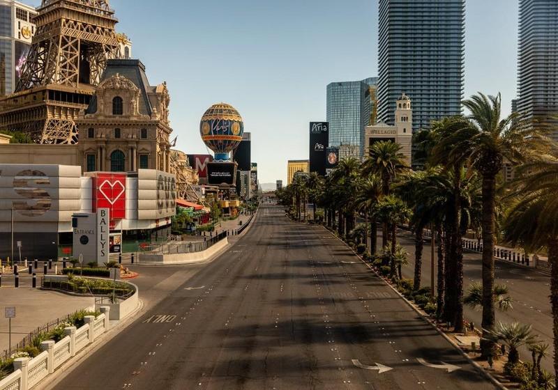 Thành phố Las Vegas phấn đấu tiêu thụ không năng lượng.