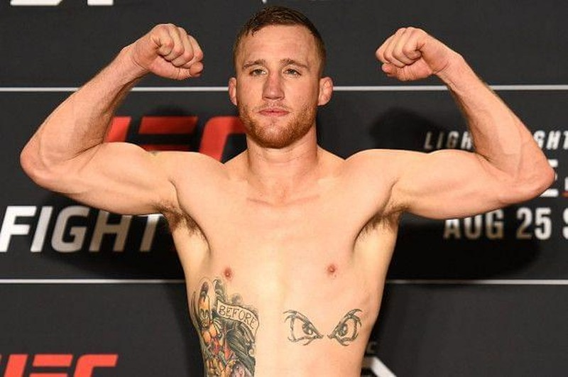 Justin Ray Gaethje.