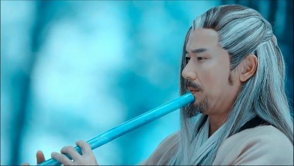 Nhân vật Hoàng Dược Sư trong Kim Dung kiếm hiệp.