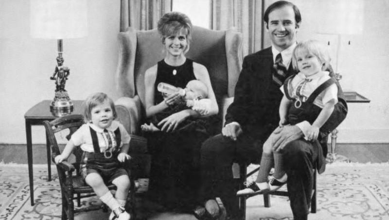 Tấn thảm kịch làm thay đổi cuộc đời Joe Biden