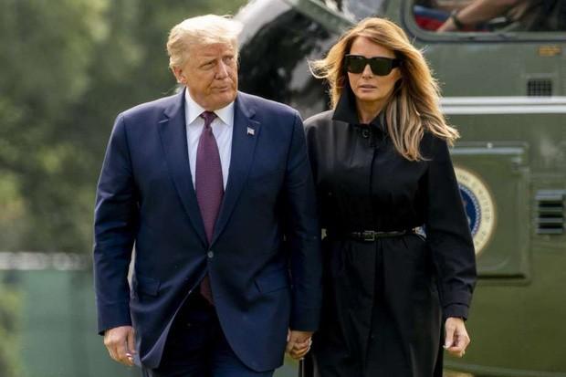 Thực hư về tin đồn vợ chồng Tổng thống Donald Trump chuẩn bị ly hôn