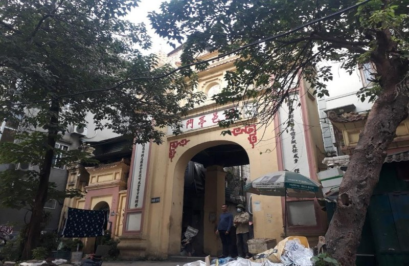 Nét văn hóa đẹp phía sau những cánh cổng làng nghìn năm tuổi trong lòng Hà Nội