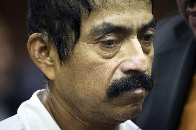 Bộ mặt kẻ thủ ác - chính là người anh họ Conrado Juarez.