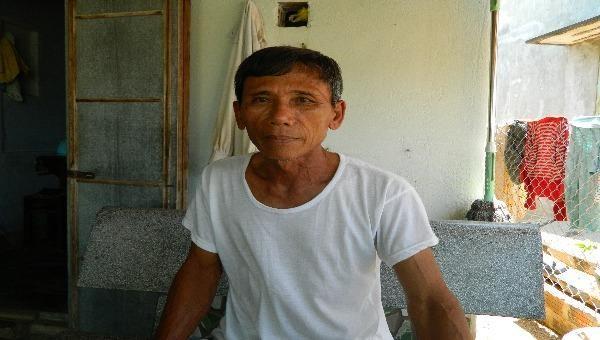 Ông Xuân sống khỏe mạnh nhờ uống thuốc đều đặn sau 7 năm phẫu thuật cắt thận.