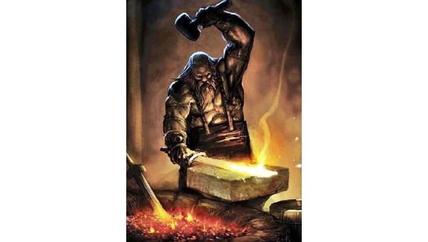Hephaistos - Vị thần của lửa trong thần thoại Hy Lạp