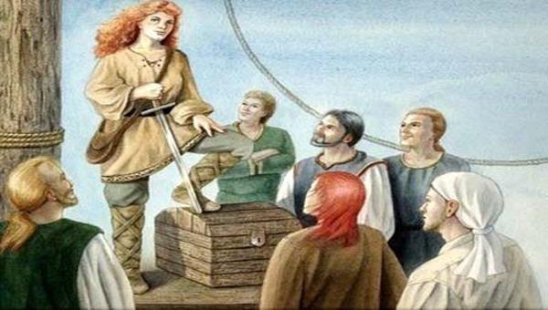 Những tướng cướp khét tiếng lịch sử - (Bài 2): Mưu toan của nữ hoàng cướp biển Grace