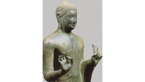 Pho tượng Phật Chăm Pa cổ và đẹp nhất Đông Nam Á