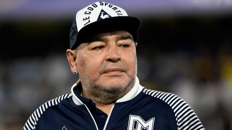Cái tên Maradona đã trở thành huyền thoại.