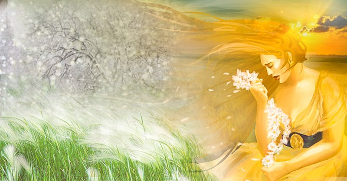 Nữ nhân giúp đơm hoa kết trái, mùa màng bội thu trong thần thoại Hy Lạp