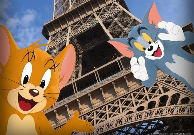 Giới mộ điệu háo hức chờ đón bộ phim Tom và Jerry phiên bản người đóng