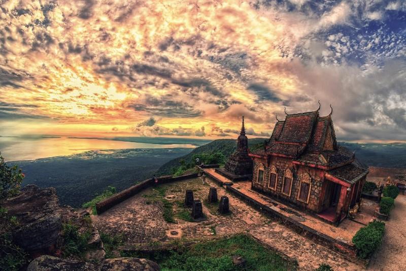 Huyền bí núi Tà Lơn - (Kỳ 3): Nơi linh khí đất trời níu châncao nhân, dị sĩ