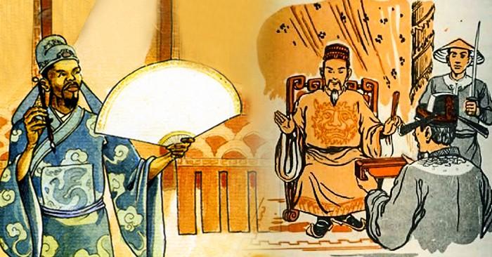 Truyện tranh về giai thoại Mạc Đĩnh Chi.