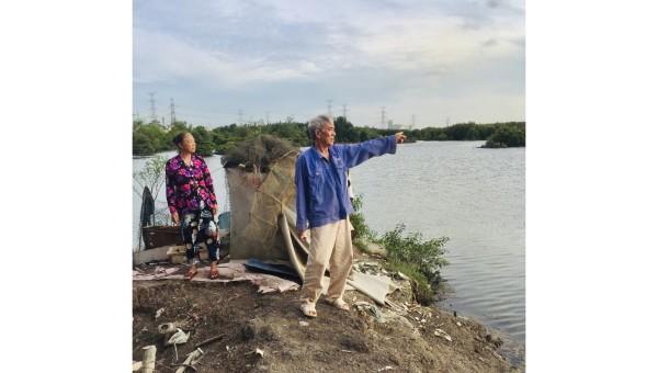 Trực tiếp canh tác, đầu tư cải tạo trên 40 năm nhưng gia đình ông Phan Văn Ngời không được bồi thường khi thu hồi đất.