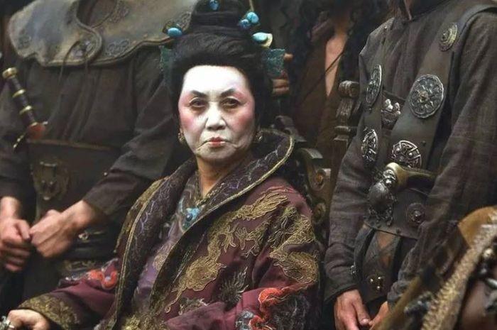 Chân dung nữ tướng cướp biển Cheng I Sao.