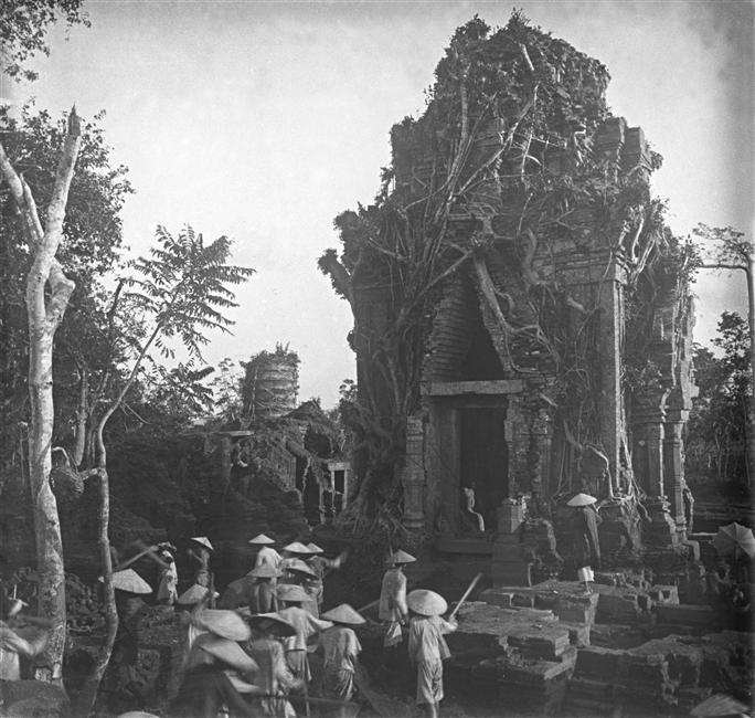 Tượng đồng Bồ tát Tara - Báu vật của nền Phật giáo Chămpa cổ đại