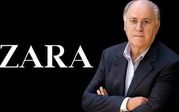 Ông chủ thiên tài của Zara.