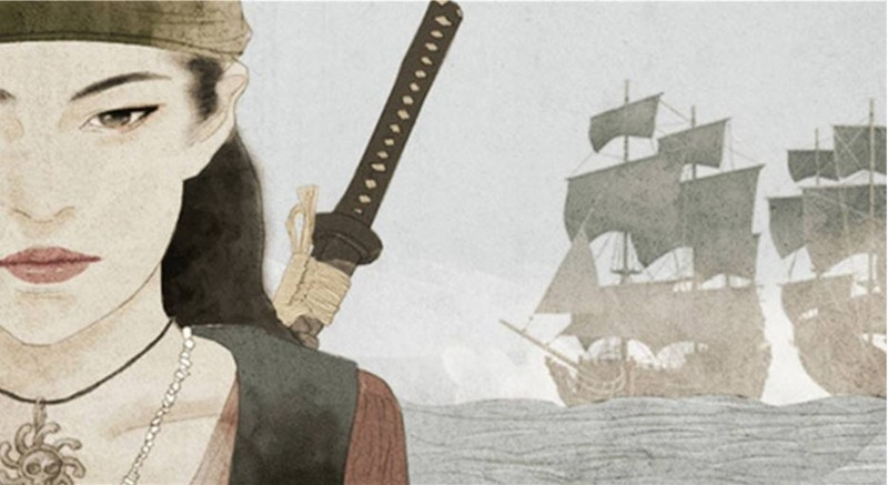 Nữ tướng cướp thống trị vùng biển Trung Hoa (Kỳ cuối)