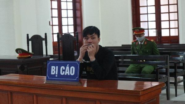 Bị cáo Nguyễn Văn Trung.