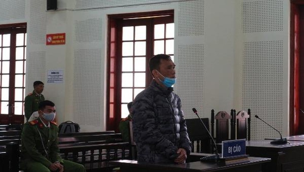 Lần thứ 6 vào tù của Hà Vĩnh Ngọc là án chung thân.