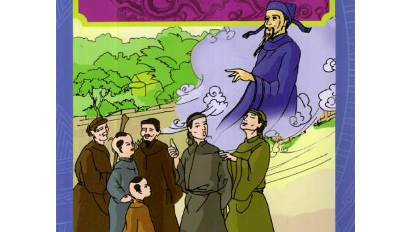 Truyện tranh về Trạng Trình Nguyền Bỉnh Khiêm.